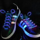 Blue LED Lighted Shoe Laces + Extra Batteries- Ships FAST from USA!
