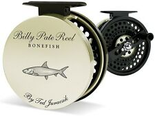 TIBOR BILLY PATE BONEFISH RIGHT HAND #7-9 FLY REEL FREE $100 LINE, BACKING, SHIP