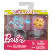 Barbie FHP72 Cooking & Baking Accessory Set