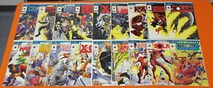 Unity 1-18 Complete Crossover Event VH1 Valiant Comics 1992 VF/NM Jim Shooter