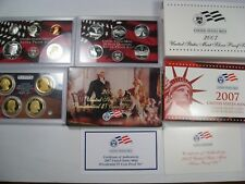 2007 Silver US 14-Coin Proof Set.  #31