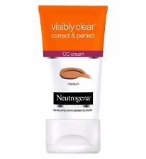 Neutrogena Visibly Clear Correct and CC Cream 50 Ml - Medium