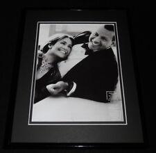 J-Rod Alex Rodriguez Jennifer Lopez 2017 Framed 11x14 Photo Display