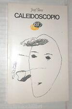 CALEIDOSCOPIO Josef Sima 10/17 1985 Filosofia Surrealismo Arte Storia Pittura di