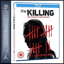 THE KILLING - COMPLETE SEASON 3 ***BRAND NEW BLU-RAY**