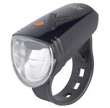 Fahrrad AXA Greenline LED Akku Scheinwerfer 15 Lux USB für Haibike Winora u.a