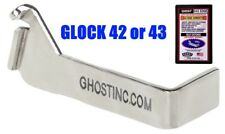 Ghost Edge Connector for Glock Model 42 43 Self Defense Trigger G42 G43