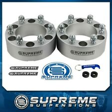 """2x 1½"""" Wheel Spacers For 73-04 Nissan Frontier Xterra Pickup Pathfinder 108mm CB"""