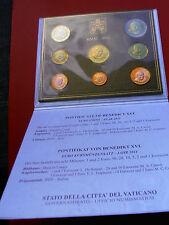 *Vatikan Euro KMS 2011 * -1 Cent - 2 Euro in Blister