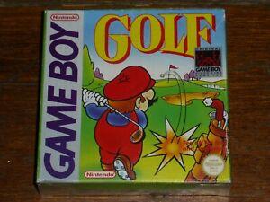 Golf for Nintendo Gameboy
