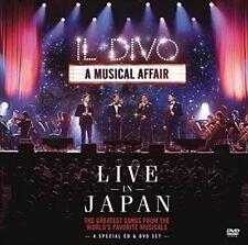 A Musical Affair: Live in Japan by Il Divo (CD, Nov-2014, 2 Discs, Columbia (USA))