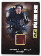 2016 The Walking Dead Season 4 Part 2 Authentic Ammo Box Prop M52 Glenn Rhee 2