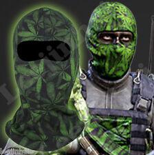 call of duty 10 ghosts NEW DLC  cotton Rib fabrics mask WEED CAMO Balaclava Mask