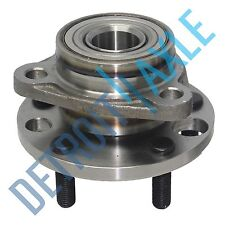 5 Lug Front Wheel Bearing and Hub for 1984-1998 Cimarron Grand Am Chevy Corsica