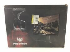"*Heavy use* Acer Predator XB272 27"" LED FHD G-SYNC Monitor Black XB272 BMIPRZ"