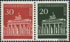 Berlin (West) W42 postfrisch 1966 Brandenburger Tor