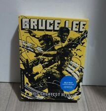 Bruce Lee: His Greatest Hits (Criterion Collection) Blu-ray **New and Sealed**