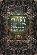 Mary Shelley Shelly Horror Short Stories Collection Book Gothic Fantasy