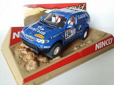 "SCX Scalextric Slot Ninco 50343 BMW X5 ""Motor Cadi"" SACHS Nº234"
