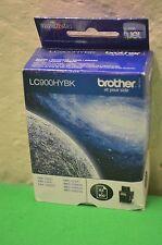 ORIGINALE Brother 900 HYBK alta LC yeild lc900 lc900hy BK Nero-data 2012