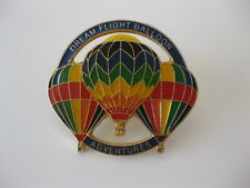 Dream Flight Balloon Adventures Hat Pin Free Shipping!