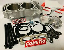RZRs 900 RZR 900S S4 Turbo Pistons Cylinder CP Top End Rebuild Kit Head Studs