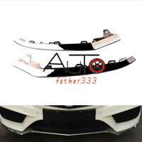 2128852874 Front Bumper Right Side Chrome Trim Molding For Mercedes W212 E350
