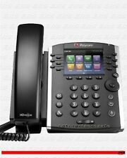 Polycom VVX 411 IP Gigabit Phone 2200-48450-025 VVX411 POE (Grade A)