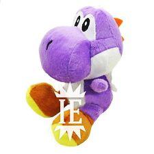 SUPER MARIO BROS. YOSHI VIOLA PELUCHE 17 CM PUPAZZO plush doll new violet purple