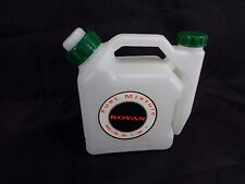 NEW ROVAN FUEL GAS CAN OIL MIXING BOTTLE 1/5 SCALE BUGGY HPI BAJA KING MOTOR