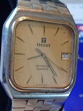 Vintage Tissot Seastar Stainless Steel Quartz 40310 c38 From the 80s