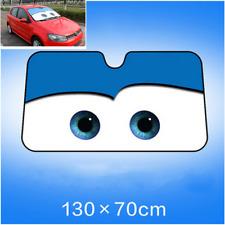 130×70cm Cartoon Sun Visor Sunshade Block Cover For Car SUV Window Windshield
