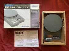 Pelouze Electronic Postal Scale Model Sp5 5 Lb22 Kg Capacity