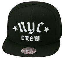 "Mitchell & Ness ""NYC CREW"" Snapback Hat Cap For Jordan Retro 3 Cyber Monday"