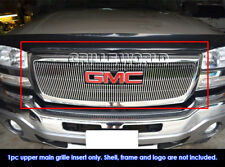 For 03-06 GMC Sierra Pickup Vertical Billet Grille Grill Insert