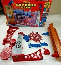 Spider-Man Sky Rider Playset Parts