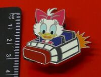Used Disney Enamel Pin Badge Daisy Duck Character