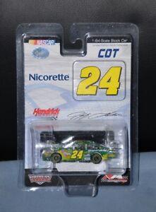 1/64 Die Cast Nascar Jeff Gordon Nicorette 07 Impala SS COT Motorsports Racing