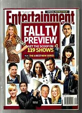 ENTERTAINMENT WEEKLY-9/2013-FALL TV PREVIEW-THE WALKING DEAD-SCANDAL-NO ML