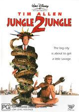 Jungle 2 Jungle DVD NEW (Region 4 Australia)