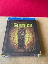 The Goonies (1985) Region Free Steelbook Blu Ray New & Sealed US Import RARE