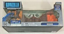 New Jakks Pacific Godzilla King Of The Monsters Rodan 9 Piece Action Set