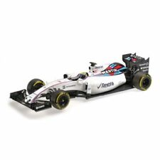 Voitures de courses miniatures rouge MINICHAMPS pour Williams