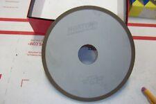 "NEW NORTON 6"" DIAMOND WHEEL 1/4"" THICK, DS180,N100B 6050MAX D6040"