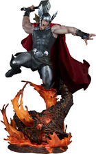 Marvel Thor Breaker of Brimstone Premium Format Figure Sideshow Statue Now