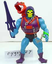 MOTU, Dragon Blaster Skeletor, figure, Masters of the Universe, He-Man, vintage