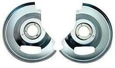 Performance Online 1960-87 Chevy and GMC Truck Disc Brakes Dust Shields, Set