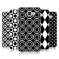Étuis, housses et coques noirs pour téléphone mobile et assistant personnel (PDA) Samsung à motifs