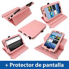Accesorios rosa para tablets e eBooks Samsung