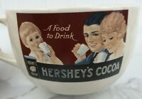 Hershey's Cocoa Mug Oversized Food To Drink Bowl Cup  Mug Nostalgic Family